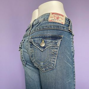 True Religion Y2K Low-Rise Jeans